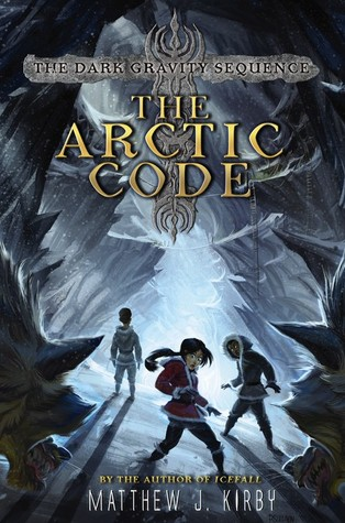 The Arctic Code (Dark Gravity Sequence, #1)