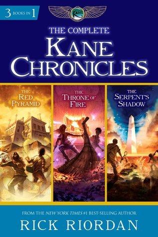 The Kane Chronicles (#1-3)