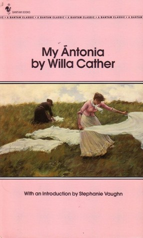 Ebook My Ántonia by Willa Cather PDF!