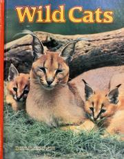 Wild Cats (Books for Young Explorers)