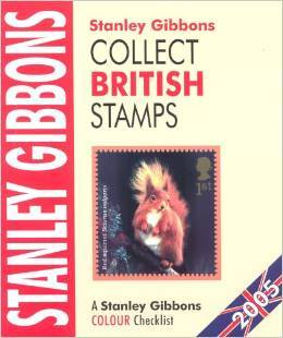 Collect British Stamps 2005