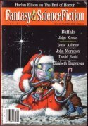 The Magazine of Fantasy & Science Fiction, January 1991 (The Magazine of Fantasy & Science Fiction, #476)