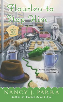 Flourless to Stop Him (A Baker's Treat, #3)