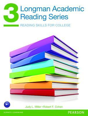 Longman Academic Reading Series 3, Essential Online Resources (Olp/Instant Access) 1 Yr Subscription