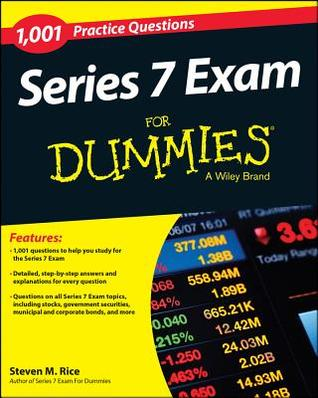 Descarga de libros PDF y PDF 1,001 Series 7 Exam Practice Questions for Dummies