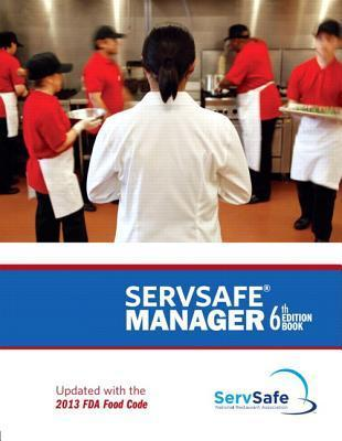 Servsafe Manager Book with Online Exam Voucher, Revised