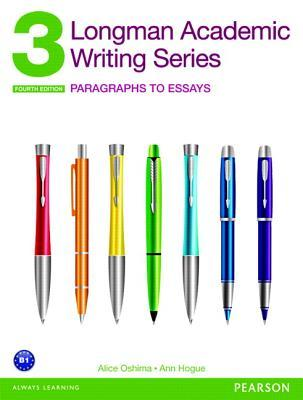 Longman Academic Writing Series 3, Essential Online Resources (Olp/Instant Access) 1 Yr Subscription