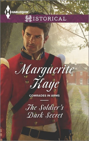 The Soldier's Dark Secret (Comrades in Arms, #1)