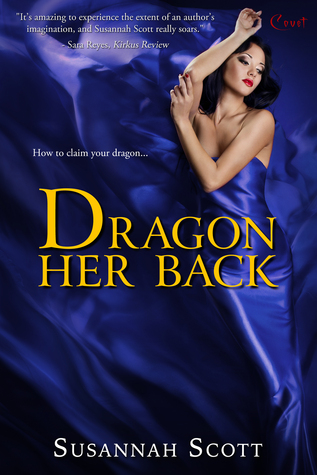 Dragon Her Back (Las Vegas Dragons, #3)