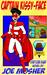 Captain Kissy-Face! (Red Cloak Island Series #1) by Joe Mosher