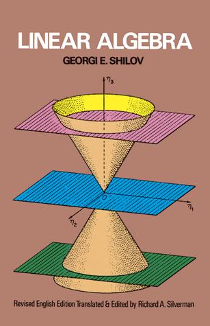 linear algebra georgi e shilov