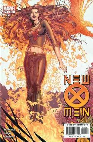 Kid Omega (New X-Men, #134)