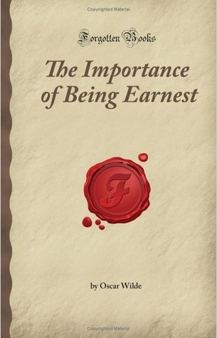 a review of the importance of being earnest by oscar wilde Theatre review: oscar wilde's the importance of being earnest is pure genius first performed in 1895, the play is taking the country by storm with its latest theatre tour revival.