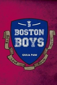 Boston Boys (Boston Boys, #1)