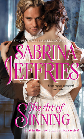The Art of Sinning by Sabrina Jeffries