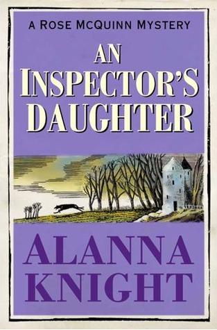 The Inspector's Daughter (Rose McQuinn, #1)