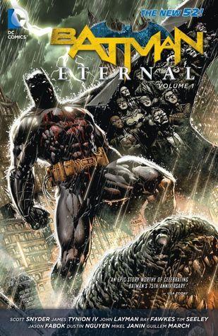 Batman: Eternal, Volume 1