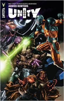 Unity, Volume 3: Armor Hunters