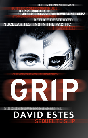 Grip Book Cover