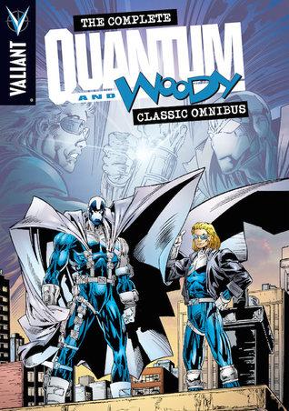 Complete Quantum and Woody Classic Omnibus