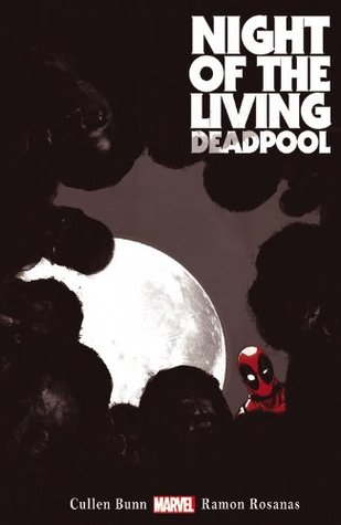 Night of the Living Deadpool (The Living Deadpool, #1)