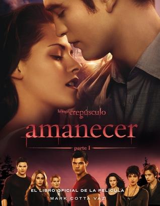 Amanecer, Libro de la película
