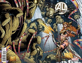 Comic Book for Avengers: Age of Ultron