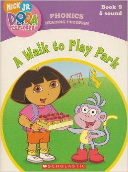 A Walk to Play Park (Book 9: o Sound) by Quinlan B. Lee