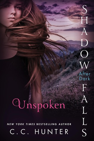 {Review} Unspoken by C. C. Hunter