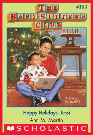 Happy Holidays, Jessi by Ann M. Martin