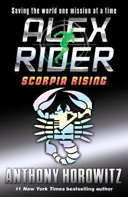 Scorpia Rising (Alex Rider, #9)