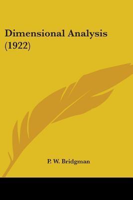 dimensional-analysis-1922