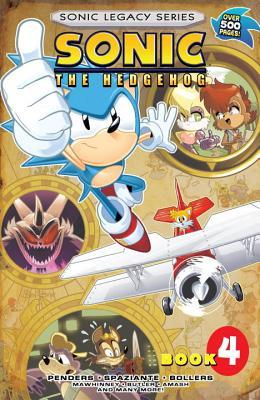 Sonic the Hedgehog: Legacy Vol. 4