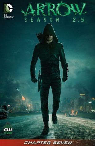Arrow Season 2.5 #7: Haunted