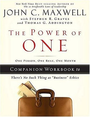 The Power of One: One Person, One Rule, One Month