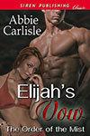 Elijah's Vow