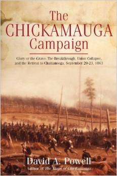 The Chickamauga Campaign—Glory or the Grave: The Breakthrough, the Union Collapse, and the Defense of Horseshoe Ridge, September 20, 1863