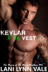 Kevlar To My Vest (The Heroes of The Dixie Wardens MC, #3)