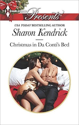 Christmas in Da Contis Bed (Harlequin Presents)