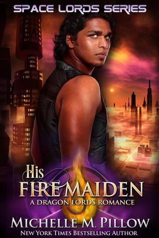 His Fire Maiden(Space Lords 2)