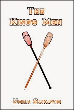 The King's Men (All for the Game, #3)