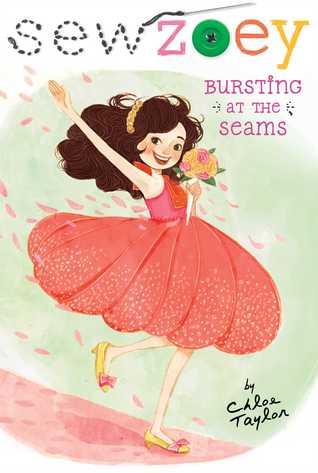Bursting At The Seams Sew Zoey 10 By Chloe Taylor