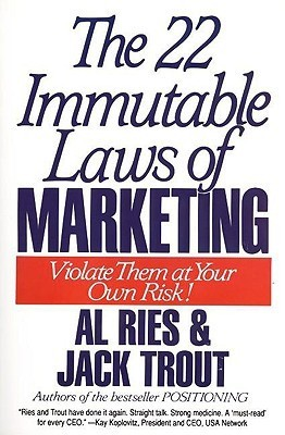 Holiday Business Reading 2017 – The 22 Immutable Laws of Marketing
