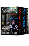 Anathergians Trilogy Books 1 and 2 Plus Nico Novella Bonus