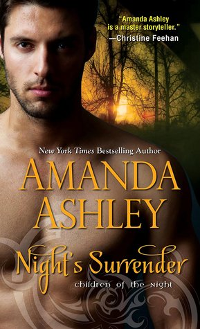 Book Review: Amanda Ashley's Night's Surrender