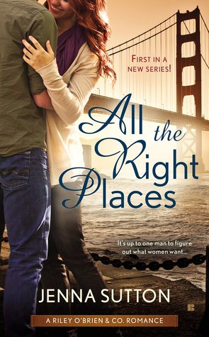 {Review} All the Right Places by Jenna Sutton