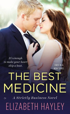 {Review} The Best Medicine by Elizabeth Hayley