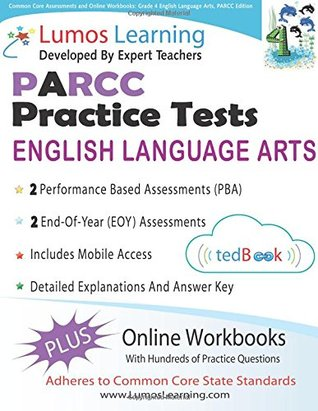 Common Core Assessments And Online Workbooks Grade 4