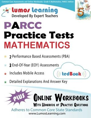 Common Core Assessments And Online Workbooks Grade 5 Mathematics