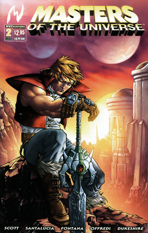 Masters of the Universe #2 (Image Comics)